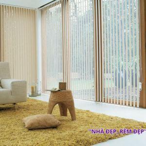 Rèm Lá Dọc Văn Phòng Đẹp - remlienhuong.com - 0982325281 (2)